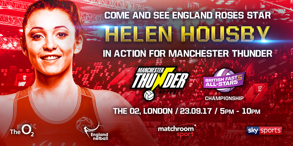 ENGLAND STARS LEAD LINE-UPS FOR FAST5 ALL-STARS