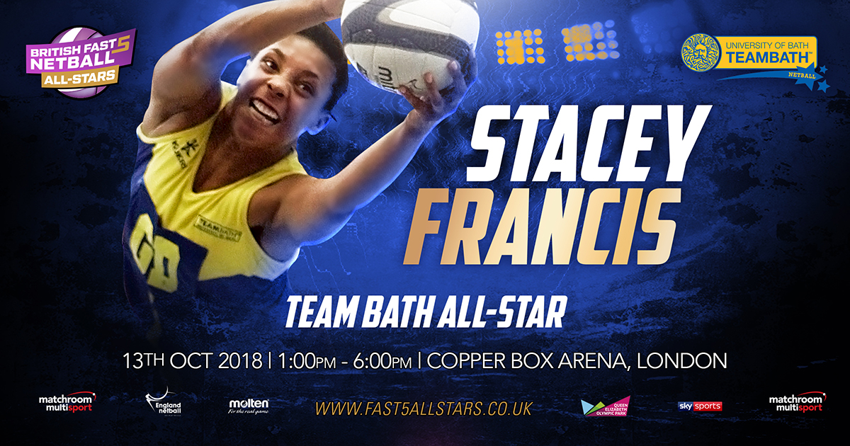 Francis Returns To Team Bath For Fast5 All-Stars