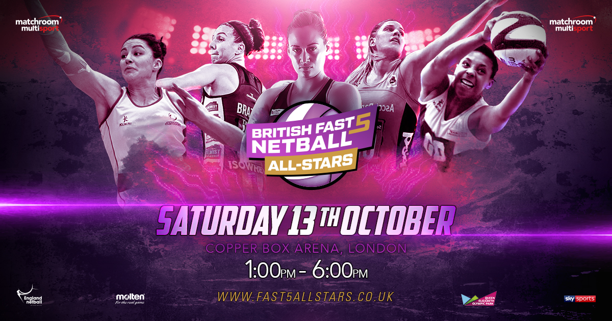Fast5 All-Stars To Have Global TV Reach