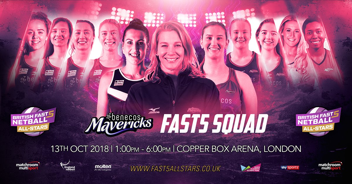 Final All-Stars Confirmed for Fast5